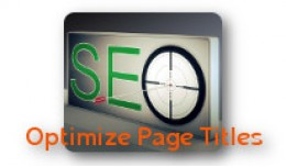 SEO freindly Product & Category Titles 1.5.0..