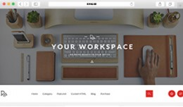 Ranger – A sublime stationery OpenCart theme