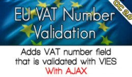 OC2 EU VAT Number Validation