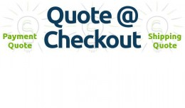 Quote @ Checkout