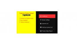Customer or Store Frontend Product Upload - VQMOD