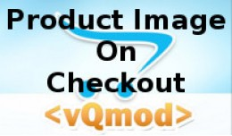 Product Image On Checkout