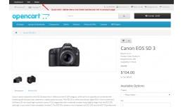 Quick Edit / Delete Product Menu / Toolbar 50% OFF