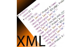 XML feed ( multilanguage)(plus json and rss)