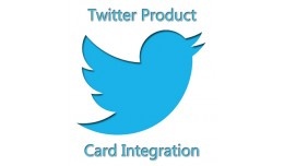 [[VQMOD]] Twitter Product Card Integration