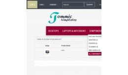 T0mmic Singular free responsive theme