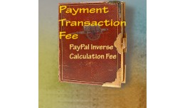 Payment (PayPal) Transaction Fee