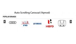 Auto scrolling Carousal(Vqmod)