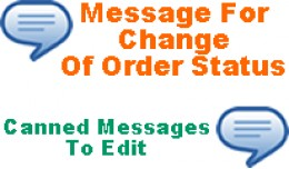 Message For Change Of Order Status (Mensagem Sta..