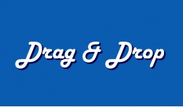 Drag & Drop Product Image Upload (VQMOD)