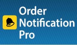Order Notification Pro