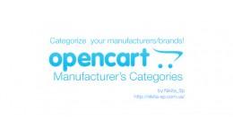 Manufacturer's Categories