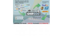 Ship200 FREE Multi Carrier Shipping Software - B..