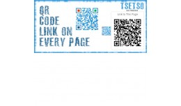 QR code link on every page [vqmod/ocmod]