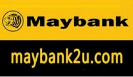 Maybank2u Bank Transfer