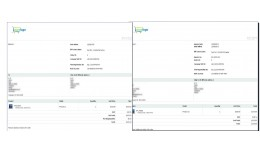Simple invoice/billing, custom fields on receipt..