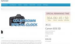CountDown Special Clock