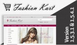 Fashion Kart Opencart Template