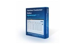 Quicker Customer Editor