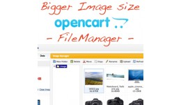 [vqmod] Upload Larger Images - FileManager Improve