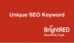 Unique SEO Keyword