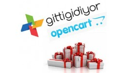 Opencart Gitti Gidiyor Entegrasyonu