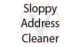 Sloppy Address Cleaner