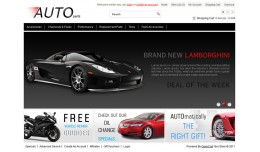 Auto Parts OpenCart Temp..