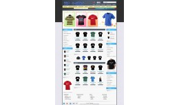 T-shirt Shop 1.5.2. & 1.5.3.1 Custom Theme
