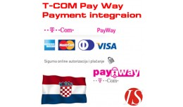 T-COM Pay Way Payment Integration for 1.4.x.x &a..