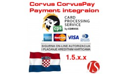 Corvus CorvusPay Payment Integration for OC 1.5...