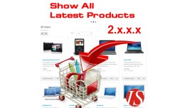 Show All Latest Products v.2.x.x.x