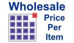 Wholesale - Price Per Item