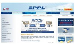 PPL Shipping (balíková přeprava)