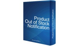 Product Out of Stock Notification
