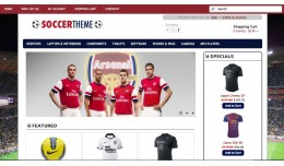 SoccerTheme – Premium Open Cart Theme