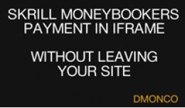Skrill Moneybookers in iframe without leaving yo..