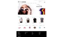 fashion White lite Responsive Opencart 2.0 Theme