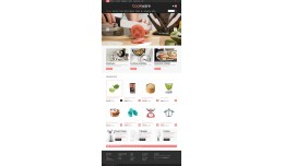 Responsive Cookware Store