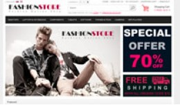 FashionStore PRO Theme for Opencart