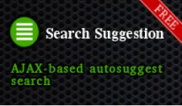 Search Suggestion [FREE]