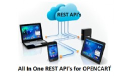 Rest API - Opencart All in one Rest API