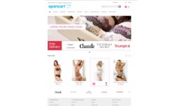 Responsive lingerie, fashion or erotic theme