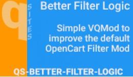 QS Better Filter Logic