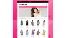 Fashion Multistore Responisve Opencart Theme