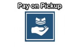 Pay on pickup / Paga al ritiro
