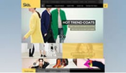 Skis - Trendy Opencart theme for online store.