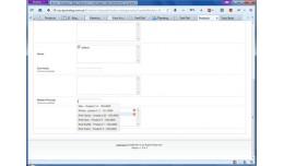 Admin autosearch more info