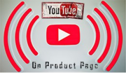 Product video youtube vimeo(for OC >1.5.4)