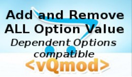 Add and Remove All Option Value (DependentOption..